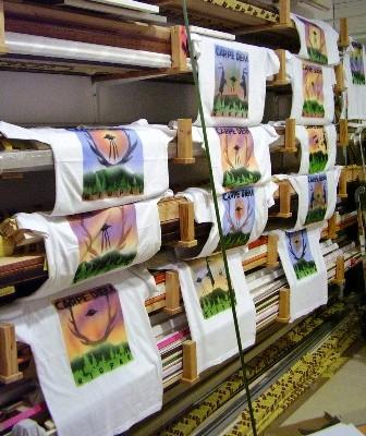 Decoración de camisetas